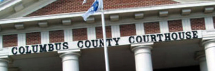 Getting a divorce in Columbus county