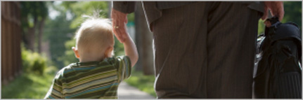 child custody is determined according to the best interest of the child